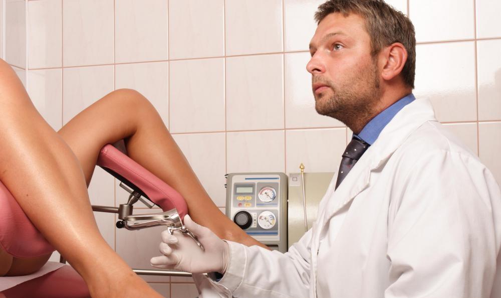 Секс у гинеколога руске