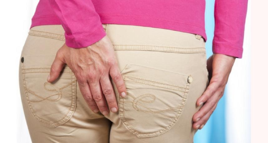 Шишки в заднем проходе у женщин появляются по разным причинам
