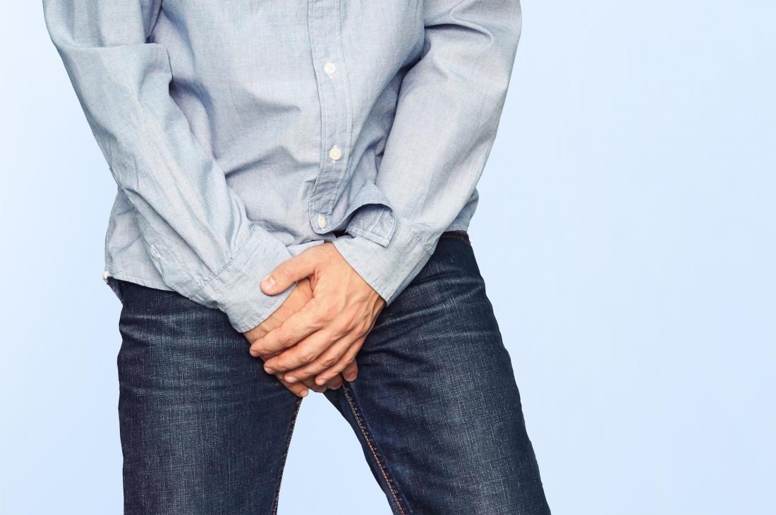 Зуд мошонки бывает вызван многими причинами