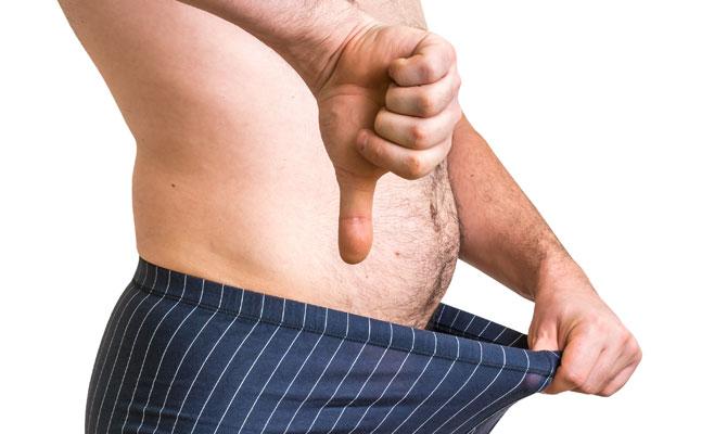 Эректильная дисфункция заметно ухудшает сексуальную жизнь