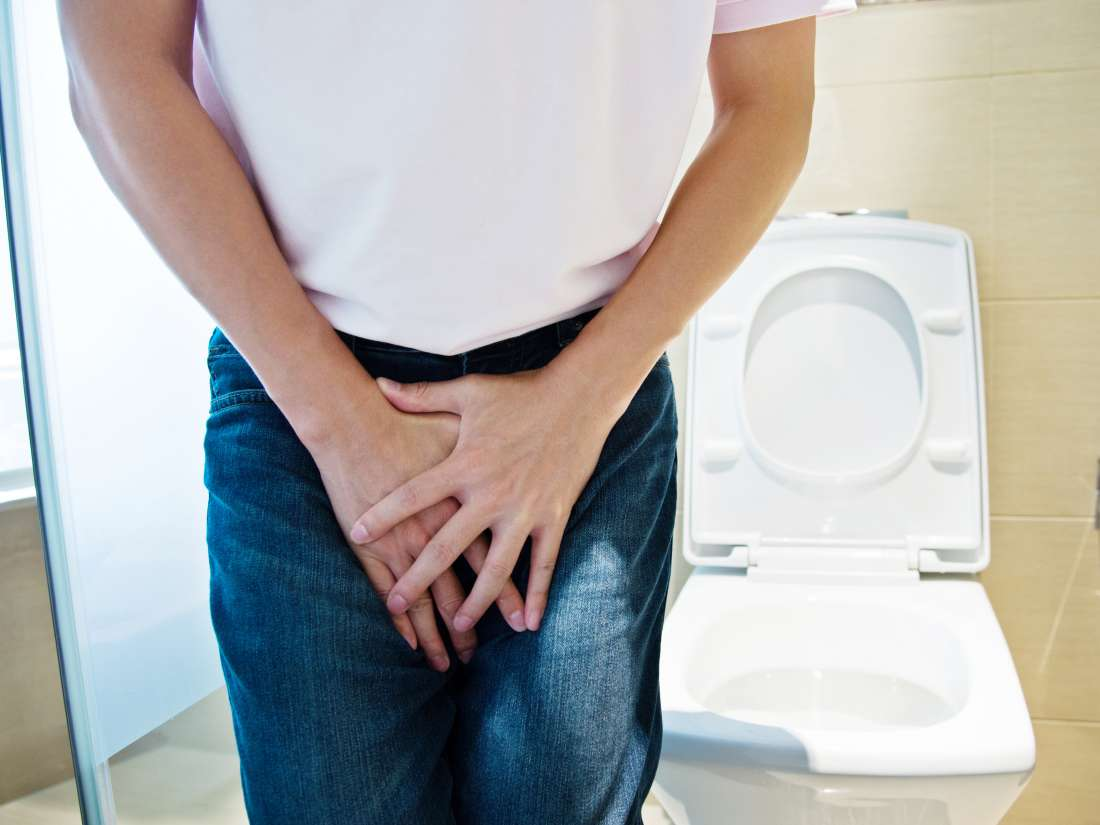 Простатит - одна из причин болей в конце мочеиспускания у мужчин
