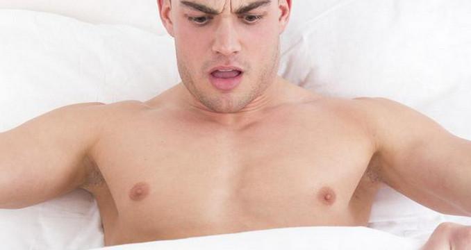 Ночные поллюции часто появляются из-за воздержания