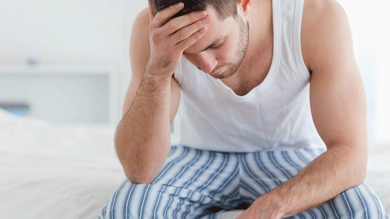Натертый пенис доставляет мужчинам много неудобств