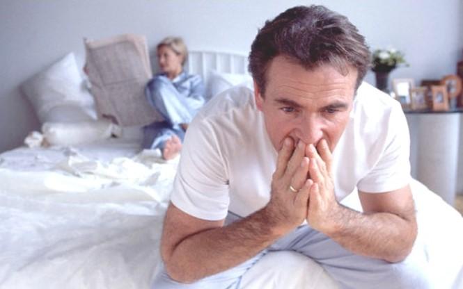 При мужском климаксе проявляется раздражительность