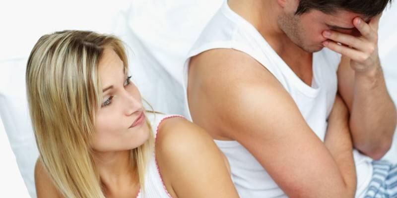 Снижение либидо может произойти по психологическим и физиологическим причинам