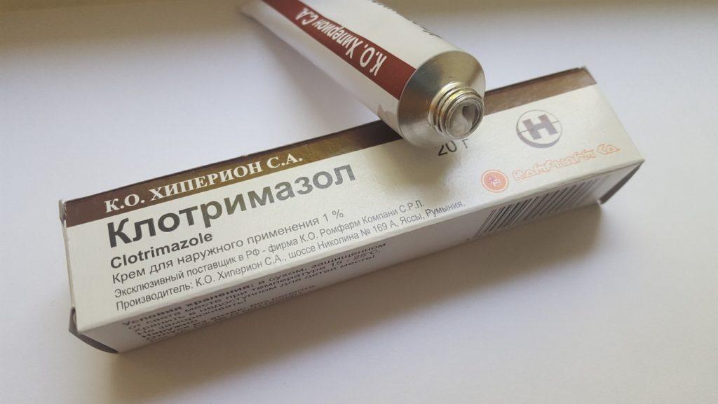 Как применять Клотримазол для лечение молочницы