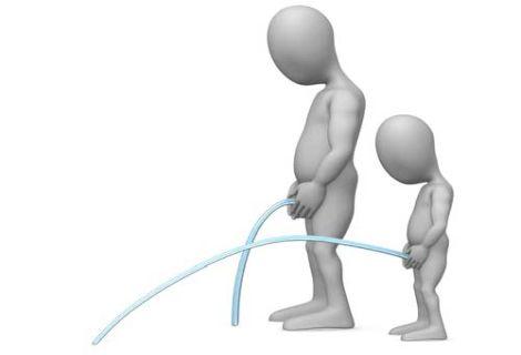 Слабый напор мочи свидетельствует о воспалительных процессах