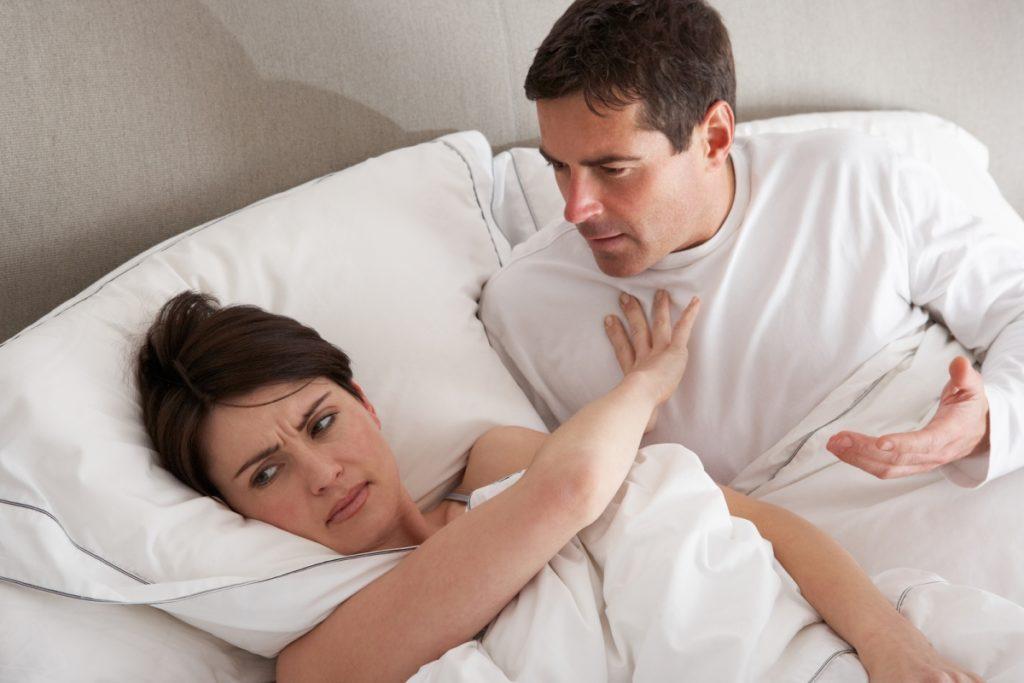 Боль во время секса бывает вызвана разными болезнями