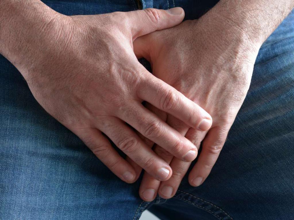 Склероатрофический лихен может проявиться на головке члена