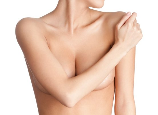 Что делать если грудь твердая